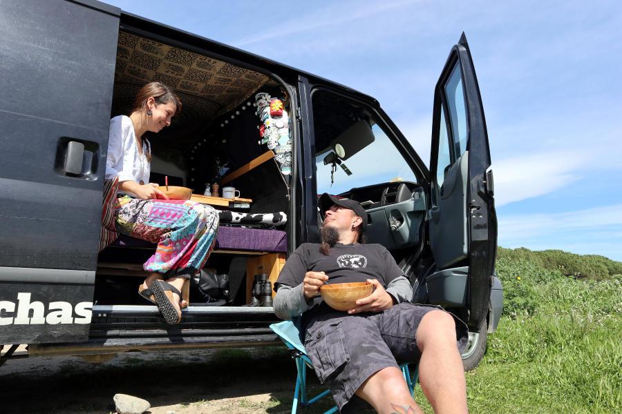 Camper Nomads Portraits | Patascha's World