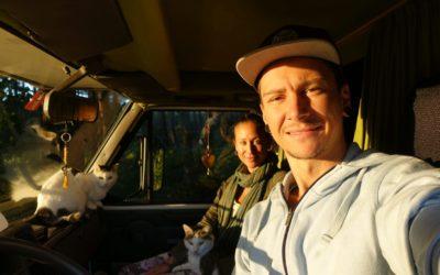 Aus der Krise eines Camper Nomaden