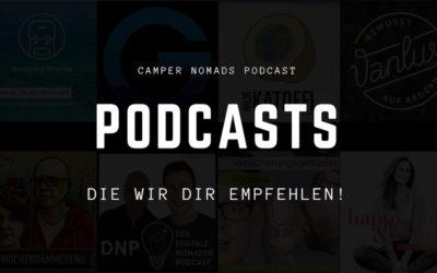 Podcasts – Diese Podcasts empfehlen wir dir!