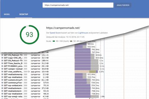 Deine Website – Warum die Geschwindigkeit wichtig ist und Tipps zur Optimierung