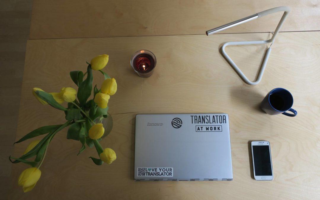 Arbeiten unterwegs | Übersetzer