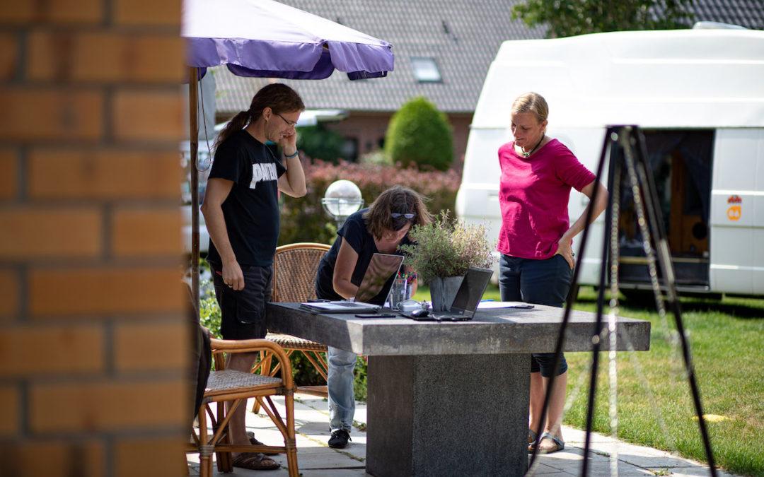 CAMPER NOMADS BASES – Ein Wohn- und Arbeitskonzept der Zukunft