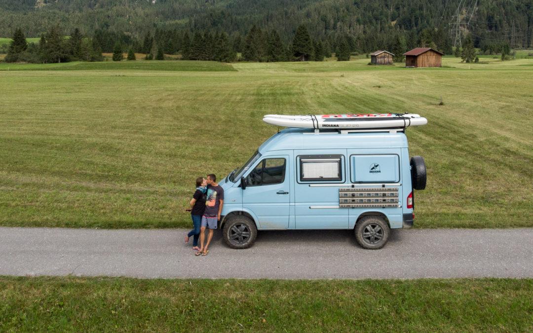 Travel into the blue – Wenn das Fernweh zweimal klingelt