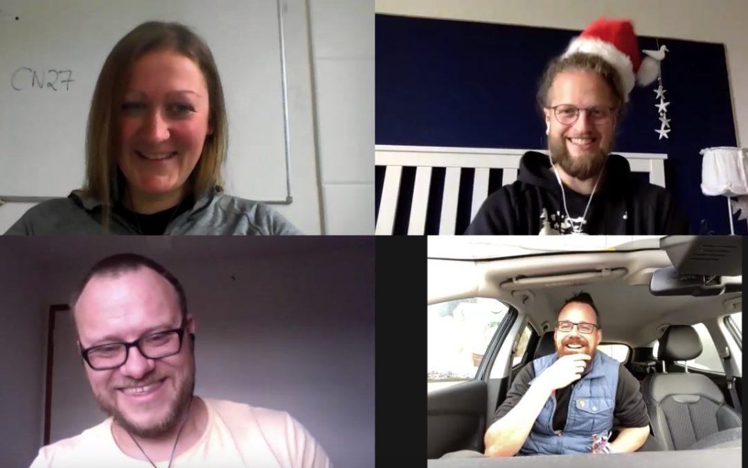 HoHoHo – Weihnachten und Webinare