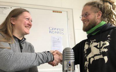 Gründungsfolge: Camper Nomads – Vom Projekt zur Firma!