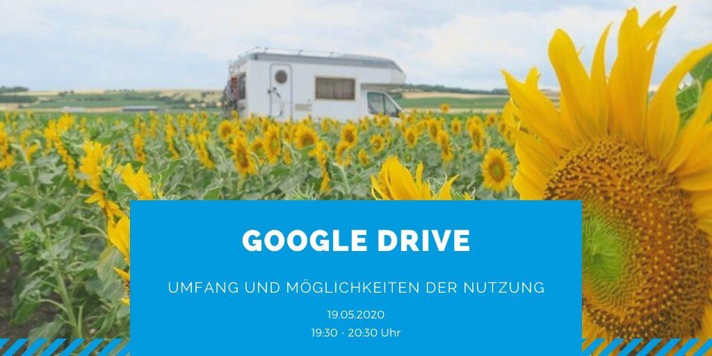 Webinar: Arbeiten mit Google Drive