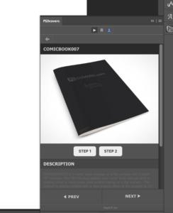 Ansprechende 3D Mockups mit ein paar Klicks in Photoshop erstellen