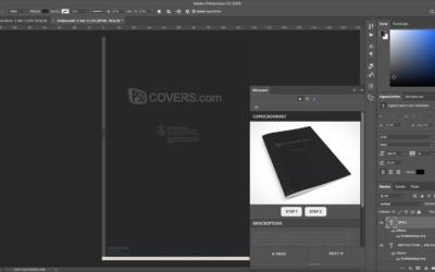 Ansprechende 3D Mockups mit ein paar Klicks in Photoshop erstellen!