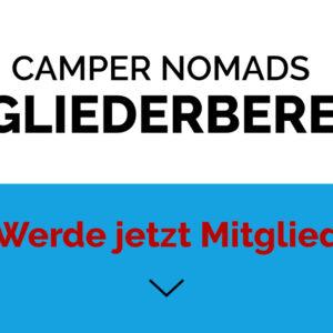 CAMPER NOMADS MITGLIEDERBEREICH