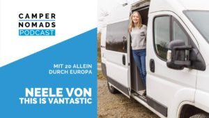 Mit 20 allein durch Europa – Neele von This is VANtastic