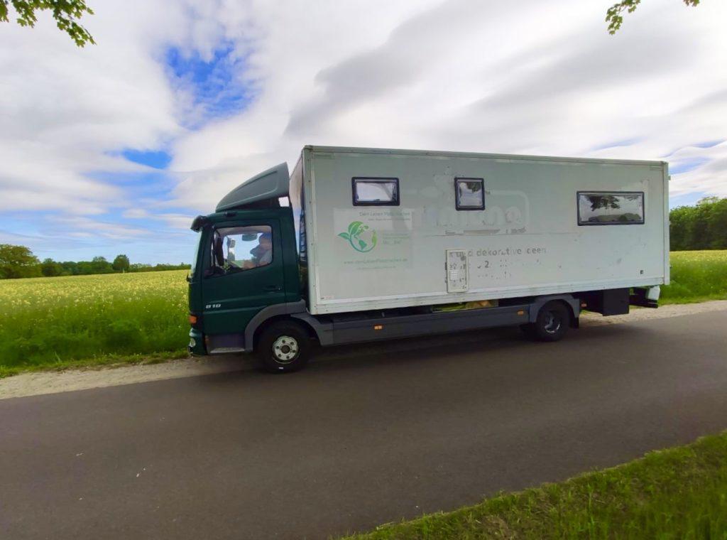 COVID-19 & die Camper Nomads Teil 1