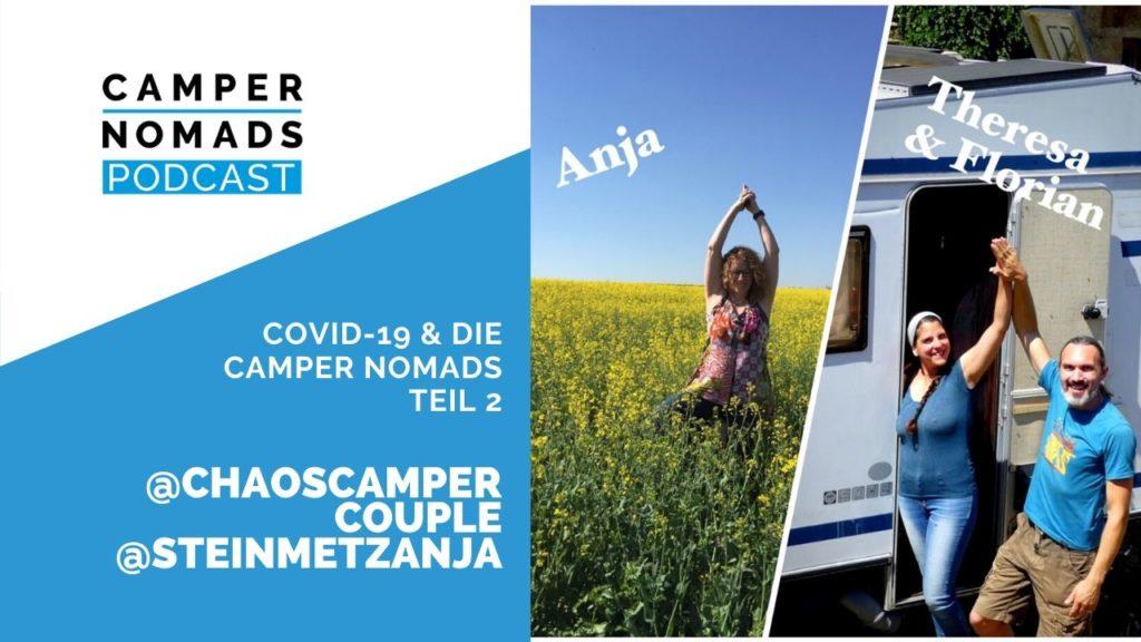 COVID-19 und die Camper Nomads