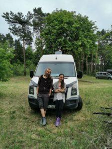 Jenny und Alex von Smileskitchen - Inspiration von Unterwegs