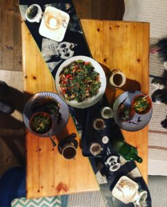 Smiles Kitchen:Jenny & Alex – Inspiration von Unterwegs