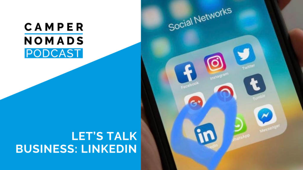 Let's Talk Business: LinkedIn