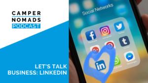 Let's Talk Business: LinkedIn
