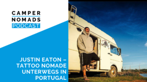 Justin Eaton – Tattoo Nomade unterwegs in Portugal