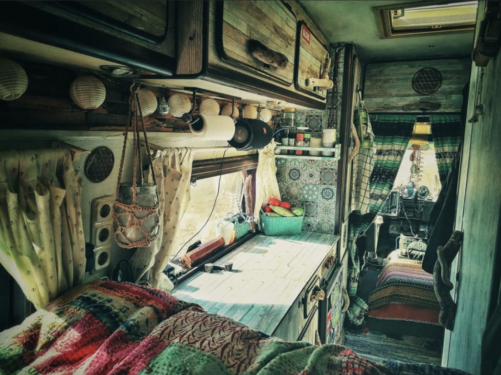 Justin Eaton – Tattoo Nomade unterwegs in Portugal