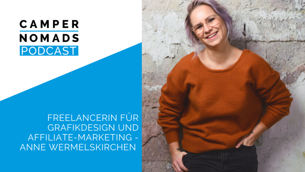 Freelancerin für Grafikdesign und Affiliate-Marketing - Anne Wermelskirchen