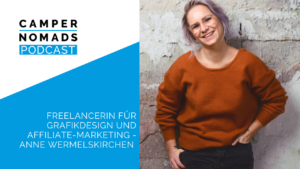 Freelancerin für Grafikdesign und Affiliate-Marketing - Anne Wermelskirchen