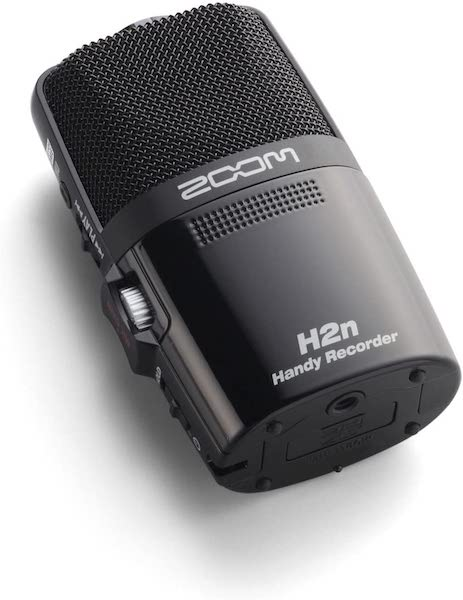ZOOM H2N Podcast Mikro_2