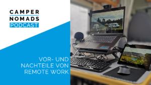 Vor- und Nachteile von Remote Work
