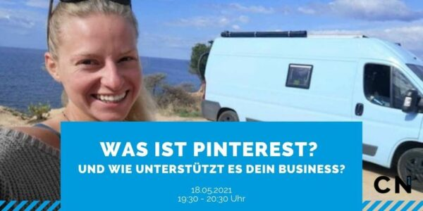 Was ist Pinterest - Webinar