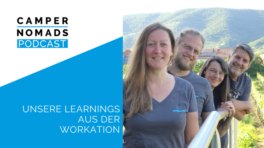 Unsere Learnings aus der Workation
