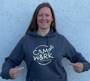 Anja Müller - Camper Nomads