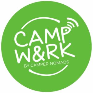 Logo CAMP & WORK